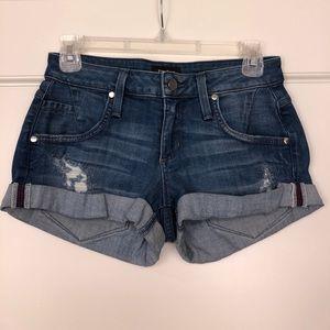 Bebe shorts.