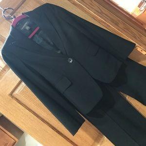 Banana Republic Black Suit - Free shipping