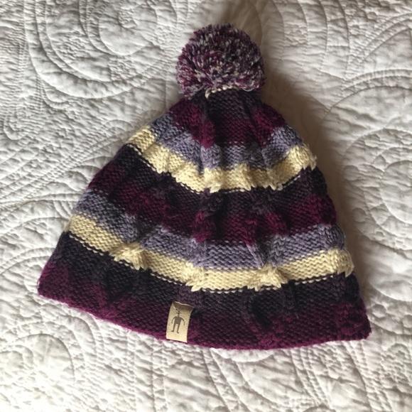 Kid s Smartwool Knitted Pom Pom Hat XL. M 5a087f29291a354b85119cec 0da7e518ae44