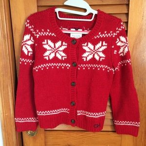 Gilly Hicks winter sweater
