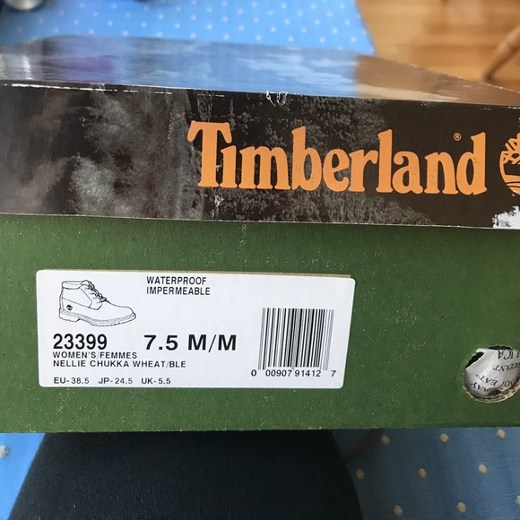 Timberland Støvler 7.5 Womens 5KQZG