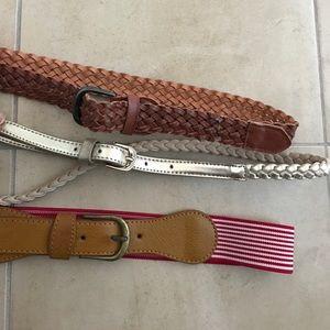 Forever 21 belt Lot size small/medium/large