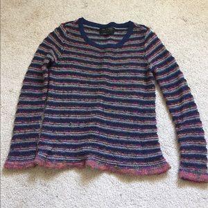 Favorite sweater ever!!! Rag and bone multicolor.