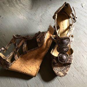Rampage jewel shoes