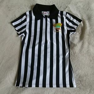 Tops - Cute Referee Tee From Sports Bar