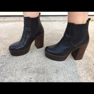 9c74681a81f Steve Madden Shoes - Steve Madden Geanna platform bootie