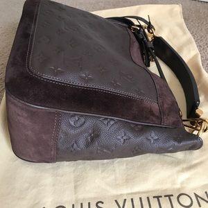 1f8170bbf0aa Louis Vuitton Bags - LV Audacieuse Monogram Empreinte Leather PM Bag