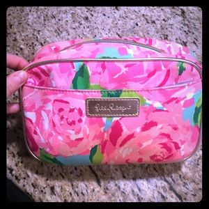 Lilly Pulitzer HPFI Cosmetic Bag