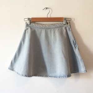 American Apparel | Denim Skirt