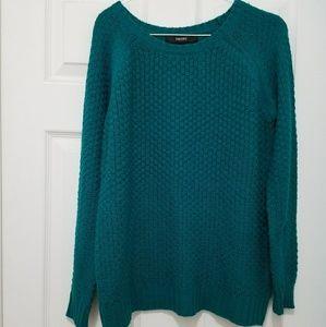 ❤❤Really nice dark teal sweater