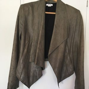 Helmut Lang Leather Jacket Sz S