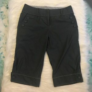 ✨Cartonnier Anthropologie Cropped Trousers Size 2