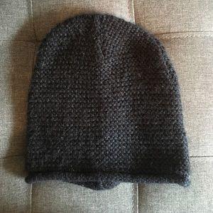 Zara Knit Beanie - Navy