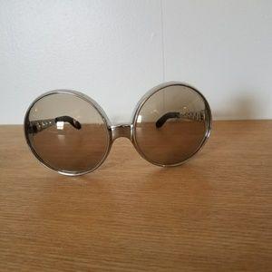 Vintage 60s Mod Space Age Sunglasses