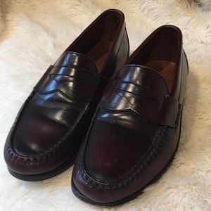 GORGEOUS leather loafers by ALLEN EDMONDS