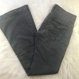 Authentic Burberry Windsor Flare Jeans sz 28 x 34
