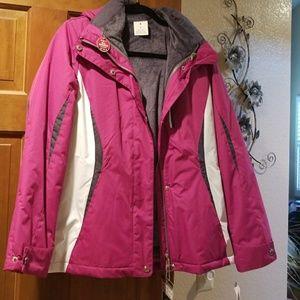 New zeroxposur ski jacket