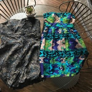 Two Size Large Dress