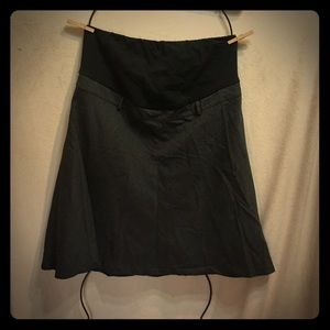 Maternity skirt large