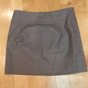 NWT J.Crew mini skirt