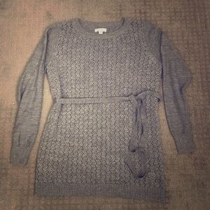 Maternity Cable knit sweater
