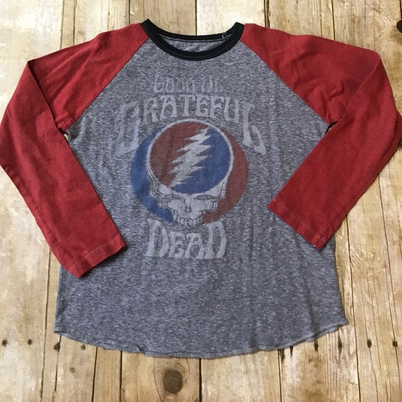699125bf Rowdy Sprout Shirts & Tops | Preloved Kids 6 Grateful Dead Tee ...