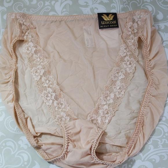 d97ae1090ec4 Wacoal Intimates & Sleepwear | Nwt Wascoal Lace Hicut Brief Panty ...