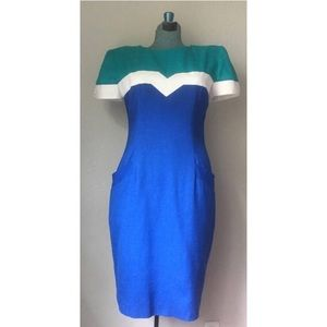 Mad Men Donna Ricco Dress - Boss Babe 90s does 60s
