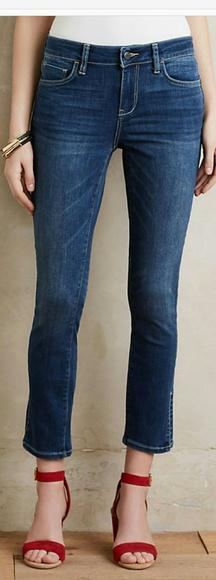 Anthropologie Denim - Anthropologie Stet Side Slit ankle Jeans