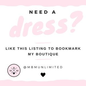 Dresses & Skirts - Need a Dress? Bookmark my Boutique