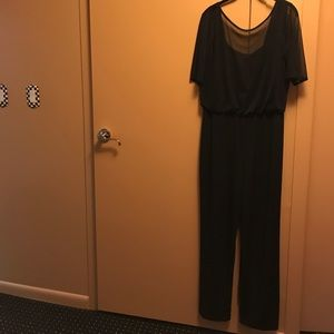 Dresses & Skirts - Tiana b. Black jumpsuit size L