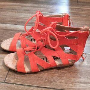 Sam & libby flat sandals