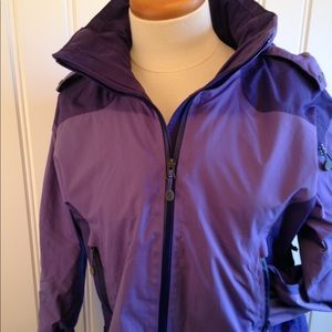 LL Bean 3 in 1 weather challenger parka