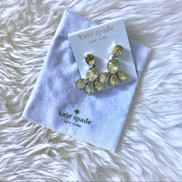 kate spade Jewelry - Kate Spade | Chandelier Earrings