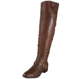 Kelsi Dagger Over Knee Boots