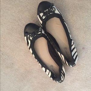 Sperry Zebra Flats