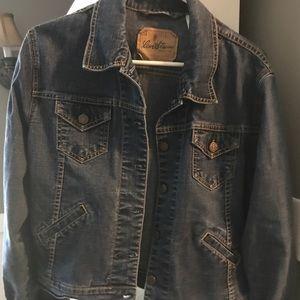 Levi ladies jean jacket