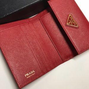 💯authentic. NEW!! Prada wallet