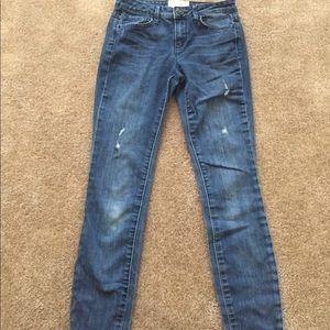 Rachel Roy skinny jeans
