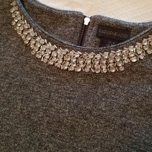 Soft and sparkly top