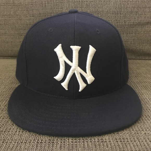 174cd53d8d1d5 Hall of Fame Other - Hall of Fame NY Fitted Cap