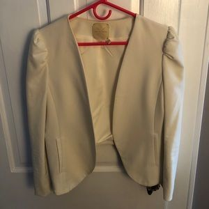 Urban Outfitters, Blazer with Shoulder Detail