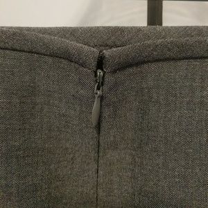 Tahari Skirts - Tahari grey tweed suit