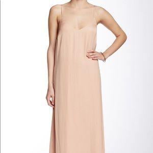 Michael Stars nude maxi dress, M | FLASH SALE