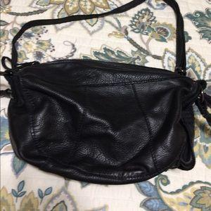 Linea Pelle leather crossbody