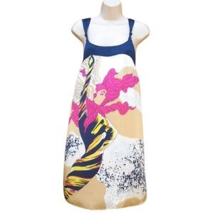 Voom by Joy Han Silk Goddess Dress