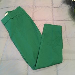Teal Merona Pants Size 2