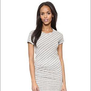 James Perse Striped Maxi Dress - 0