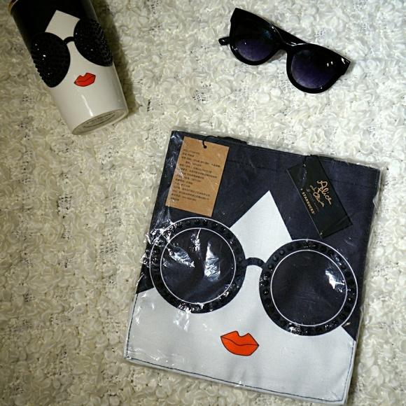 Alice & Olivia Handbags - Alice and Olivia + Starbucks limited edition tote