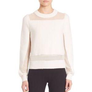 Rag & Bone Cream Sweater